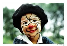 Humours et handicaps enfant-clown